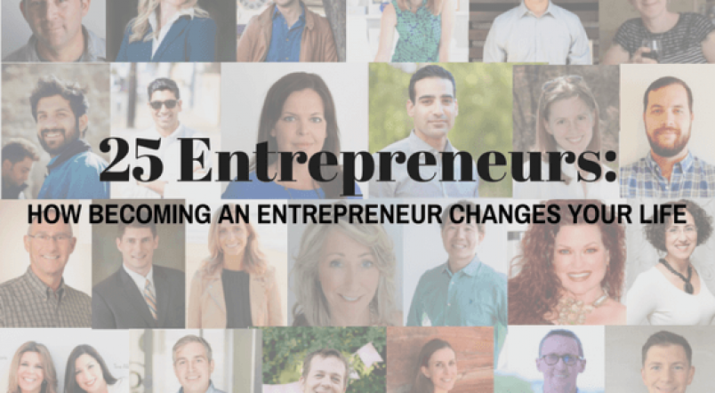 How Becoming an Entrepreneur Changes Your Life
